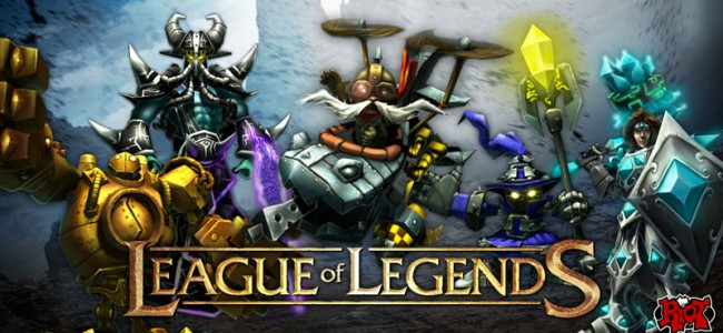 My Addiction To The Legendary League