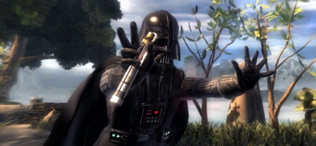Get Your Sith On – Two New Star Wars Game Trailers
