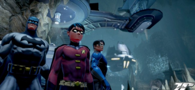 Six Minutes of DC Universe Online
