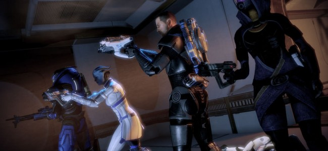 New Mass effect 2 DLC: The Lair of the Shadow Broker!