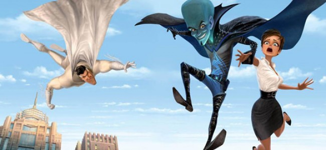 Megamind – New Trailer Full of Spoilers