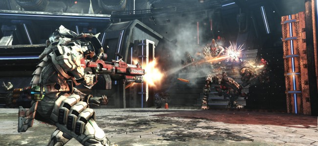 Your First Look at Vanquish