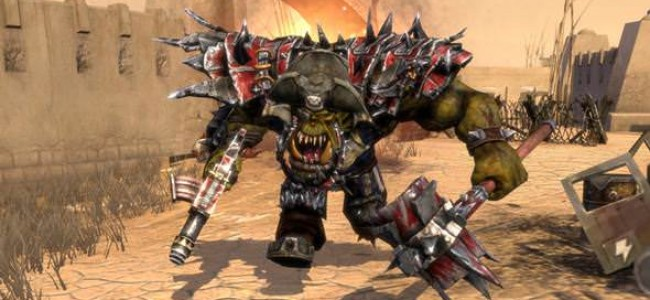 WAAAAAGH! Space Orks in Dawn of War II Retribution