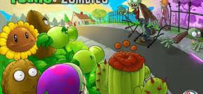 Plants Vs Zombies: On the DS!