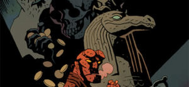 Comic Review, Hellboy: Double Feature of Evil