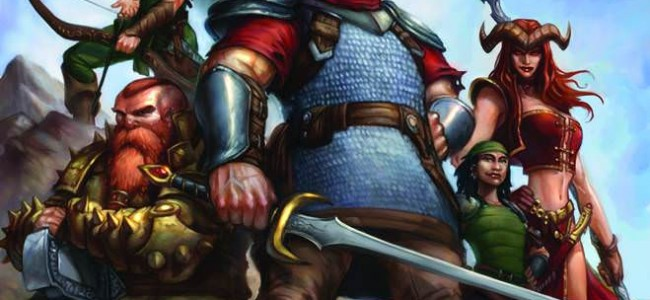 Dungeons & Dragons #1 – Review