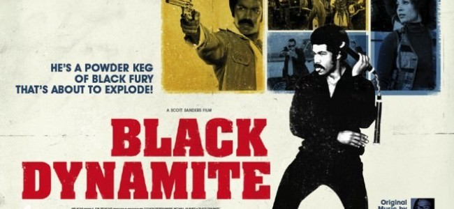 Black Dynamite Gets October Release. Go See It