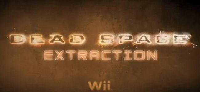 Dead Space: Extraction Jumping From the Wii?