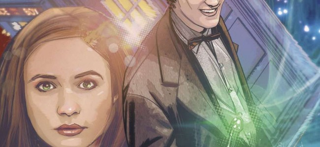 Comic Book Review: Doctor Who #1