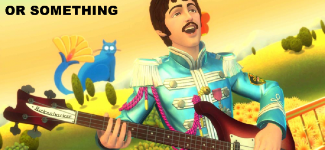 Rubber Soul and Sgt. Pepper albums as DLC in future for Beatles:Rock Band