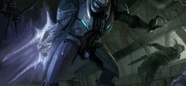 The Concept Art of Halo: Reach