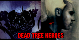 Dead Tree Heroes: Singularity 7 and Fell