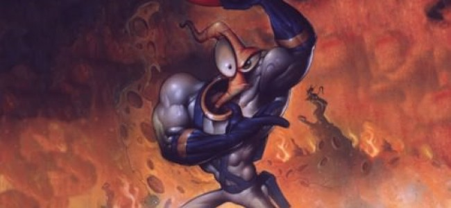 Earthworm Jim Headed to Consoles, Maybe iPhone