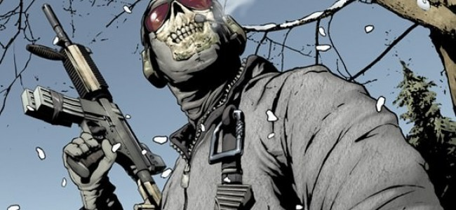 Modern Warfare 2 Comic Book on the Way.  Act Surprised