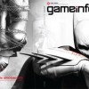 It came from Game Informer: Batman Arkham City