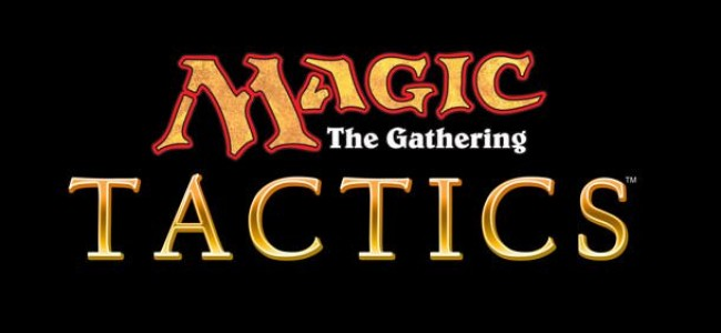 """Magic: The Gathering Tactics"" is now available on the PC"