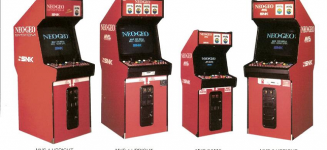An Ode to the Neo Geo MVS Cabinet