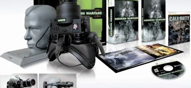 Get Your Nighvision Goggles with the Prestige Edition of Modern Warfare 2