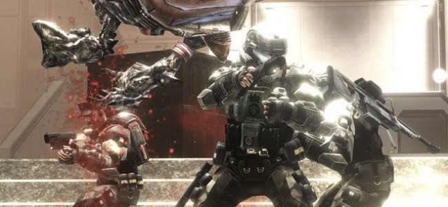 New Halo: ODST Screens