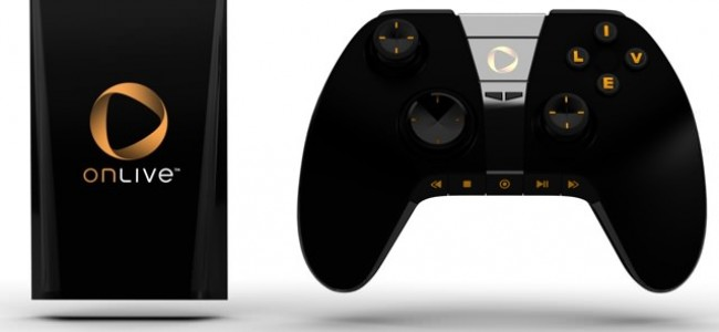OnLive Starts its Hype Machine