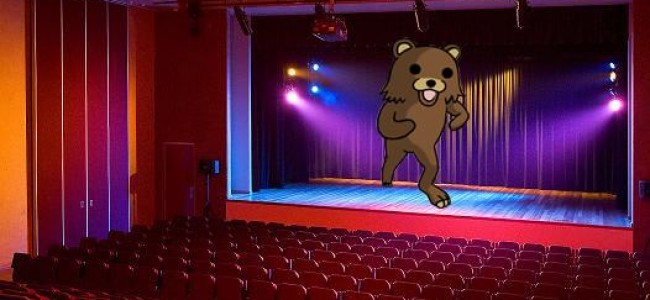 Children's Theatre uses Pedobear in ads, hilarity ensues