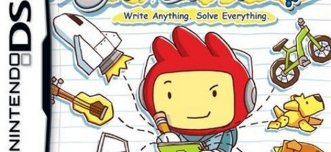 Behind Schedule: Scribblenauts Review for Nintendo DS