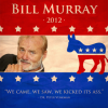 Bill Murray will become the President (in a film about FDR)