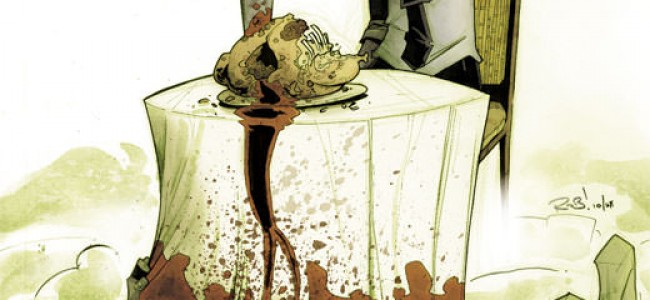 Showtime is Adapting…Chew?