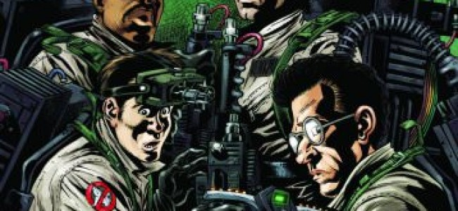 Ghostbusters: Infestation #1 – Review