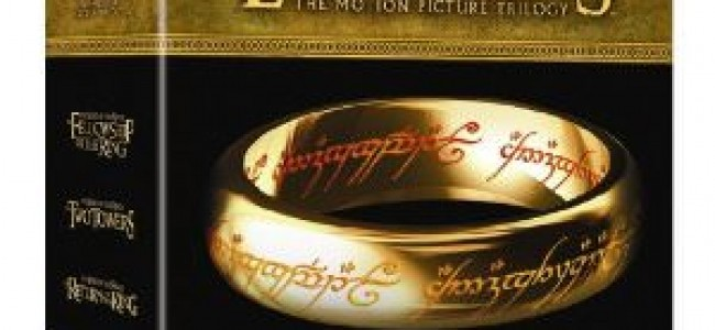 Extended editions of LOTR Trilogy Blu-Rays available to preorder