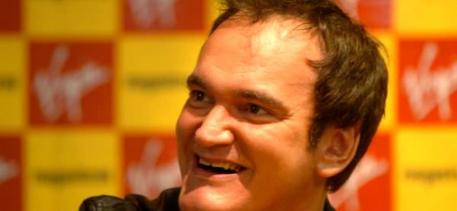 Tarantino western project confirmed by the man himself