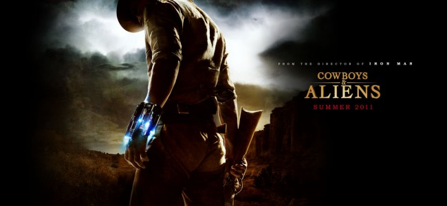 New Cowboys and Aliens Theatrical Trailer Out