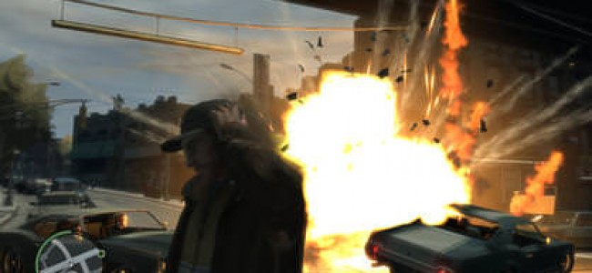 Video:  GTA IV – Carmageddon