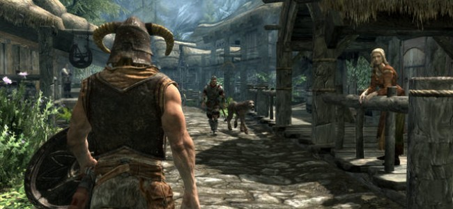The Elder Scrolls V: Skyrim will be 'mostly a DirectX 9 game'