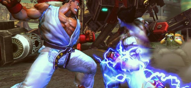 New Street Fighter X Tekken Trailers Will Tickle Your Jibbly Bits