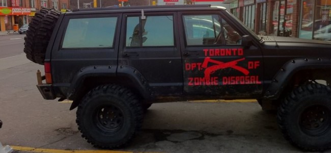 Canadians Are Prepared For The Zombie Invasion