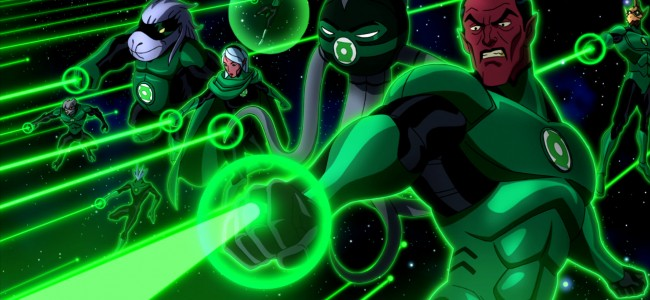 More Green Lantern: Emerald Knights Clips!