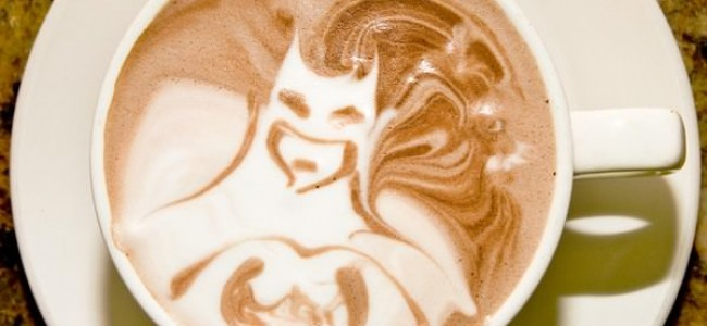Cool Latte Art