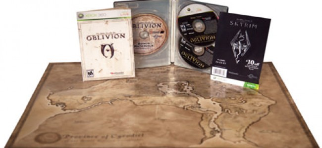 Oblivion 5th Anniversary Edition Coming In June