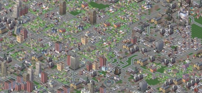 SimCity Headed to Facebook