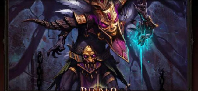 New Diablo III Trailer Shows Off Companion System