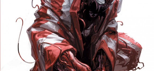 Marvel Tips WPR on New Carnage Comic!