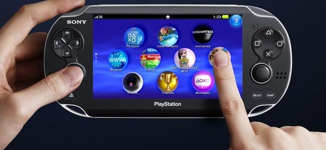 PS Vita Announced at E3