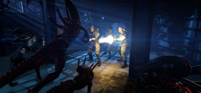 Aliens: Colonial Marines Arrives Next Spring
