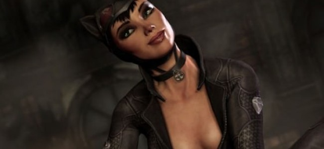 Catwoman playable in Arkham City