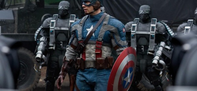 New Captain America Trailer Makes Up For Green Lantern