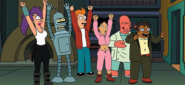 Futurama Season Premier Update!