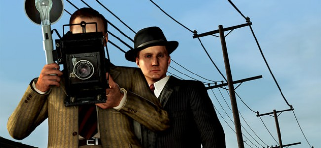 LA Noire Is Coming To PC