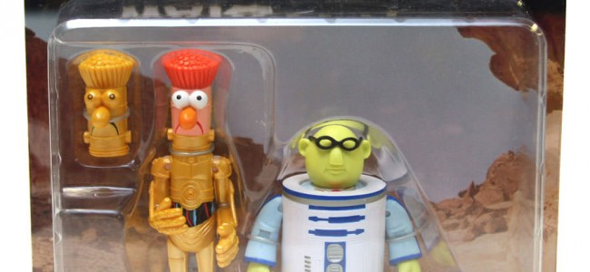 Muppet Star Wars Action Figures? Yes, Please.