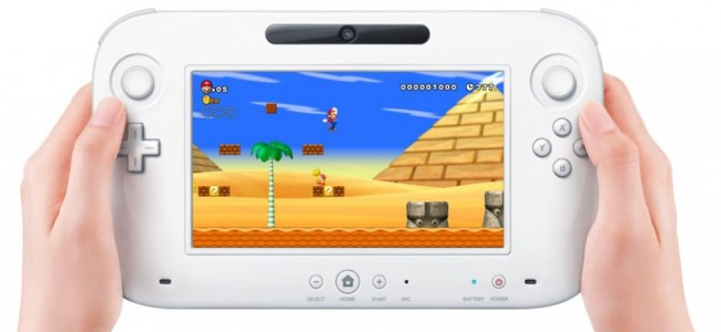 Wii U Controller Will NOT Be Sold Seperately